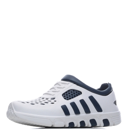 Женские коралловые кроссовки из ЭВА, цвет белый