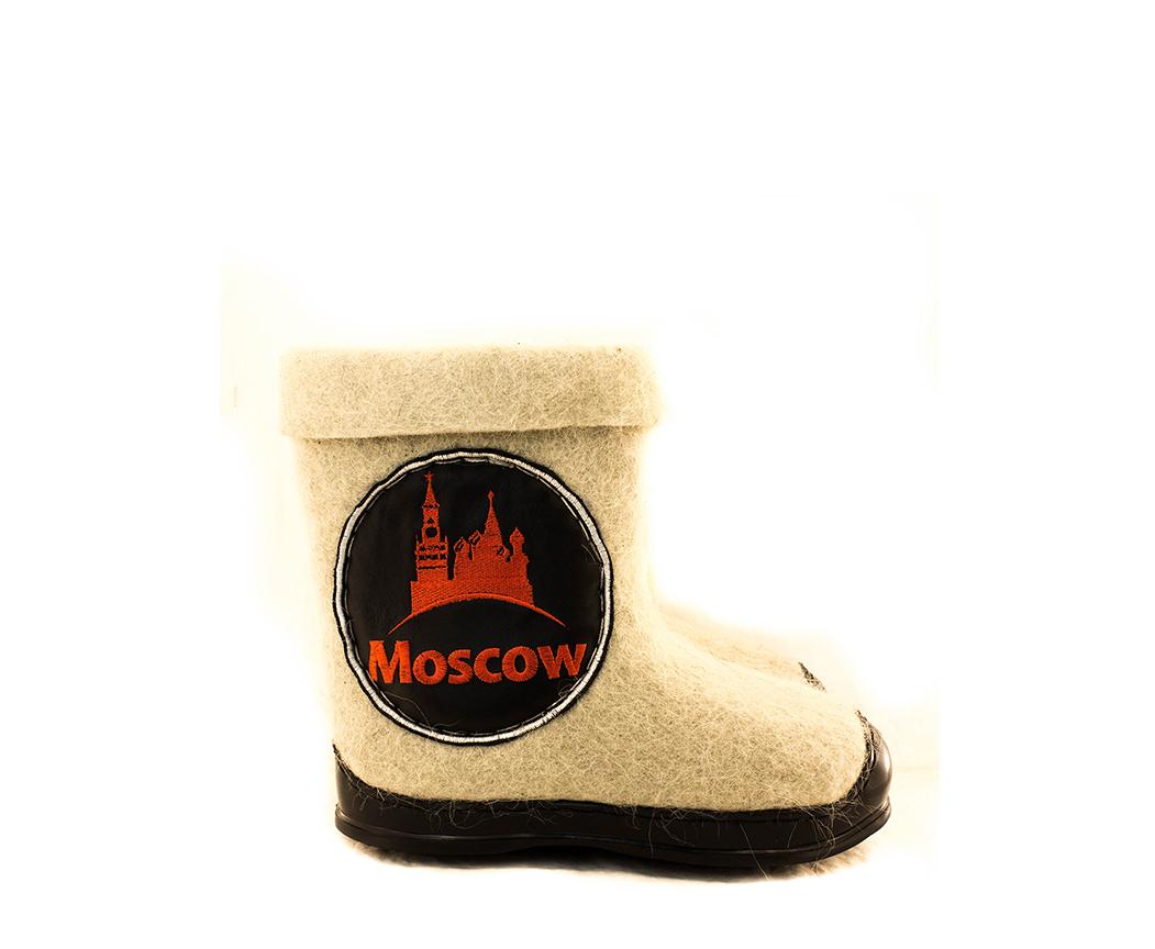 Мужская полуваленки «Москва»