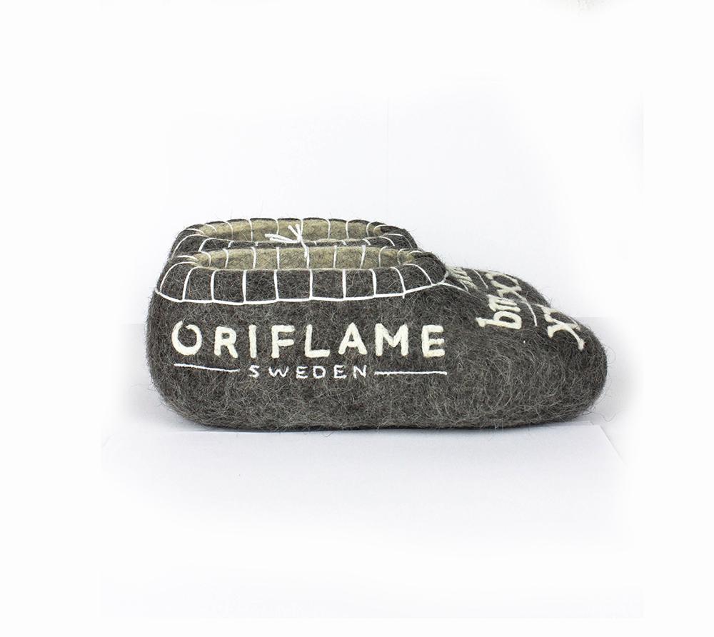 Женские тапочки «Oriflame»