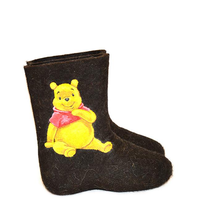 Детские валенки «История Тедди»