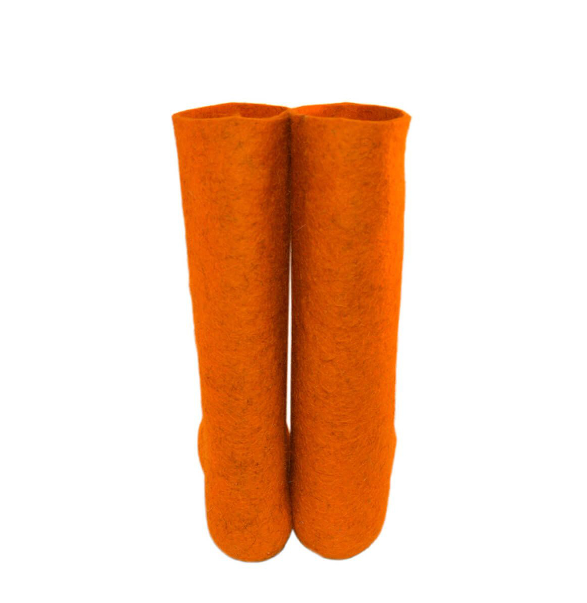 Детские валенки «Оранжевое Небо»