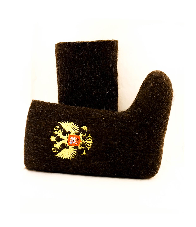 Мужские валенки «Герб России»