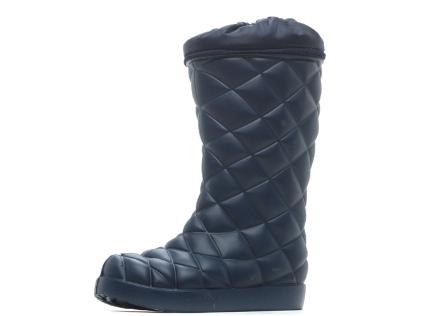 Женские сапоги из ЭВА, темно-синие