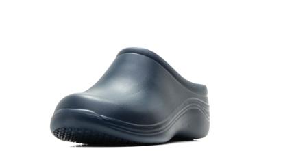 Женские сабо из ЭВА, цвет темно-синий