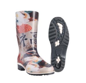 Женские сапоги «Люкс», цвет бежевый