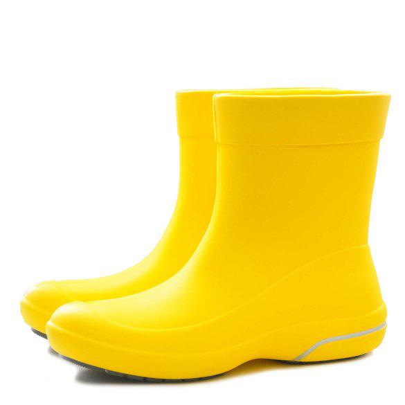 Женские сапоги Nordman Kleo, цвет желтый