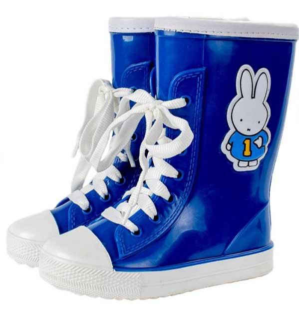 Детские утепленные однотонные сапоги-кеды на шнуровке с аппликацией, цвет синий