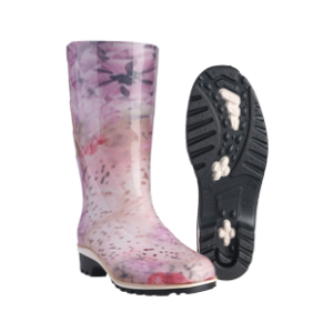 Женские сапоги «Люкс», цвет розовый