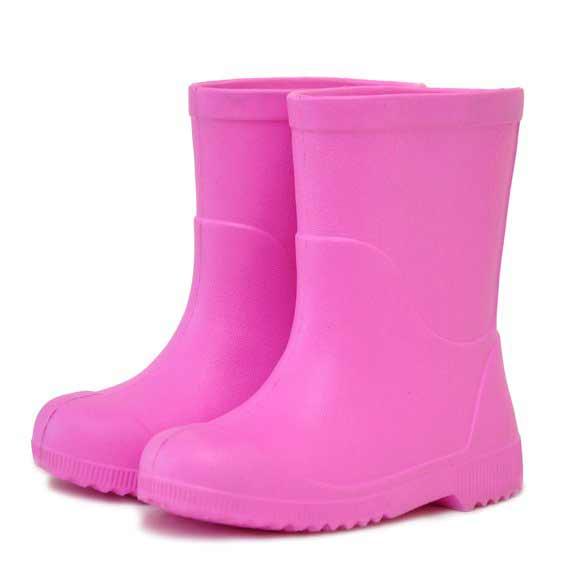 Детские сапоги из эва Nordman Jet, цвет розовый