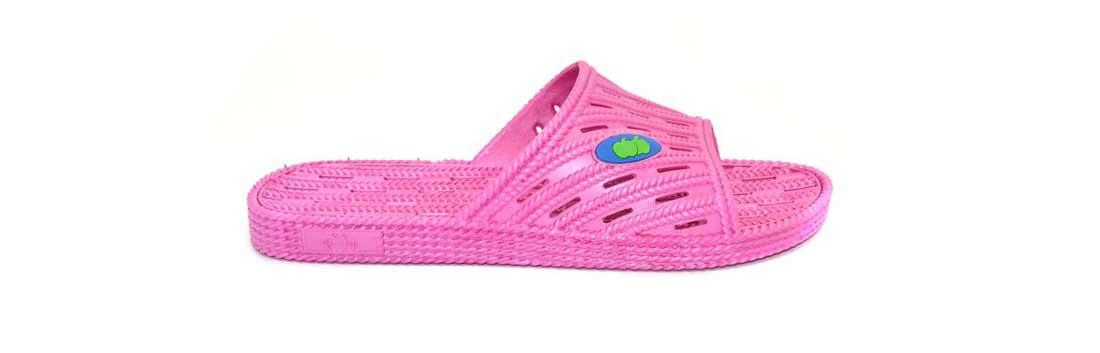 Женские сланцы Астра, цвет розовый