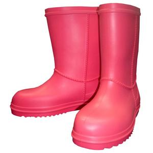 Детские сапожки из ЭВА Каури, цвет розовый