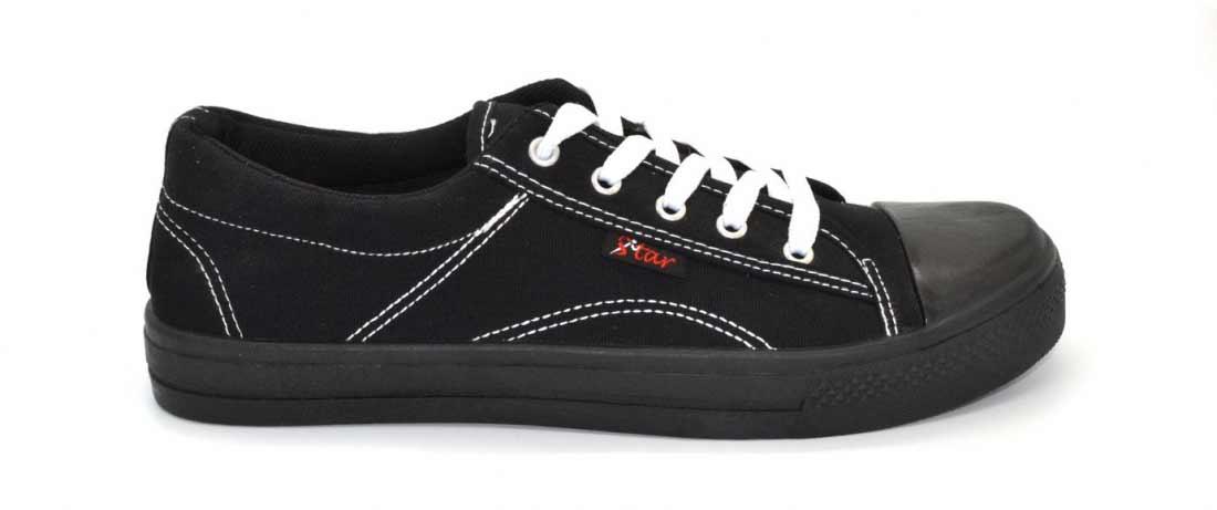 мужские кеды Eva shoes, цвет черный