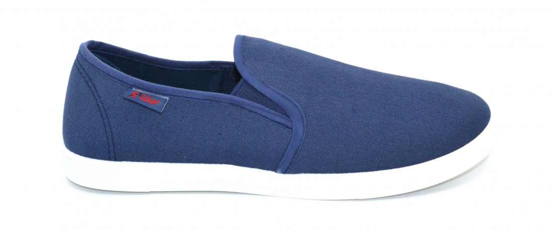 Мужские кеды Eva shoes, цвет синий