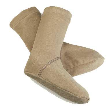 Носки флисовые (однослойные)