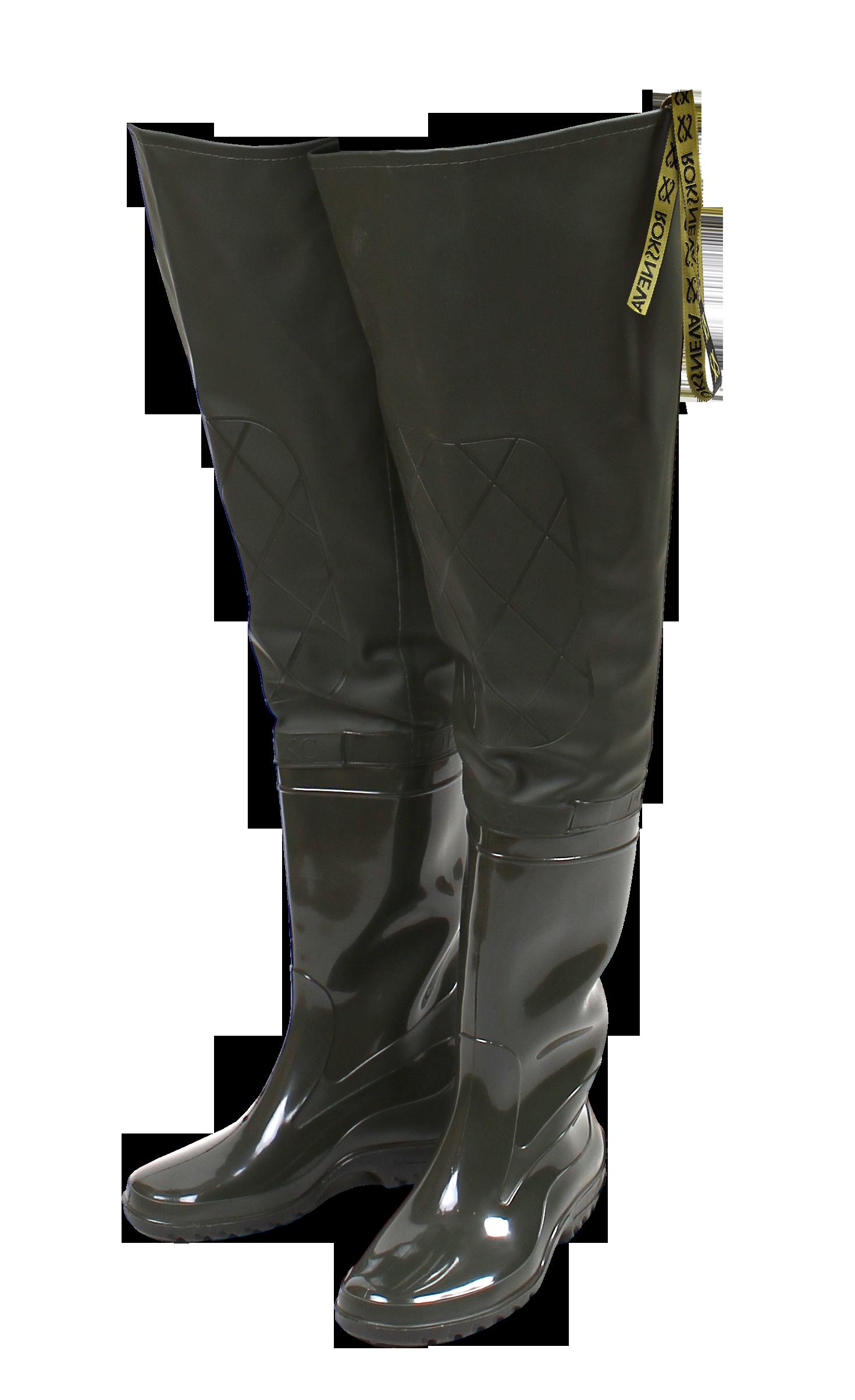 Рыбацкие сапоги женские С082